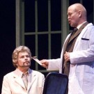 The Dream Healer (2008) -- ROELOF OOSTWOUD as Pilgrim, JOHN AVEY as Carl Jung -- Photo by Tim Matheson