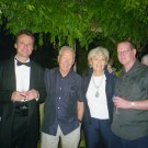 July 2002 - Willie Miles, Arthur Erickson, Lois Milsom, Randy Smith