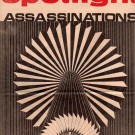 Assassinations -- Premiere: December 1, 1968; Vancouver Symphony Orchestra, conducted by Meredith Davies