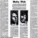 Moby Dick -  Rehearsed  (1969)