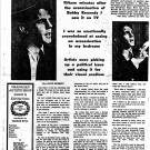 Birth of Assassinations - Vancouver Province, 1969