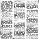 Overdose (1971) -- Vancouver performance by the VSO, Meredith Davies, conductor -- Vancouver Sun Review, Max Wyman, critic